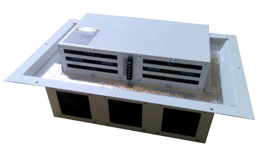 Термоэлектрический кондиционер для лифта
