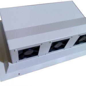 Термоэлектрический кондиционер для яхты