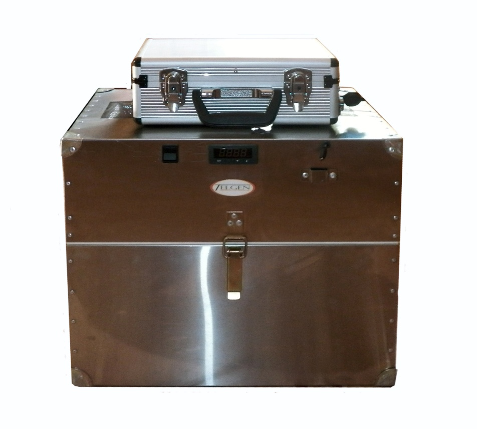 Термоконтейнер медицинский — термоэлектрический холодильник.