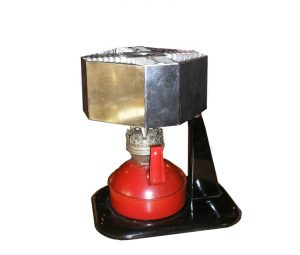 Термоэлектрическая керосиновая лампа