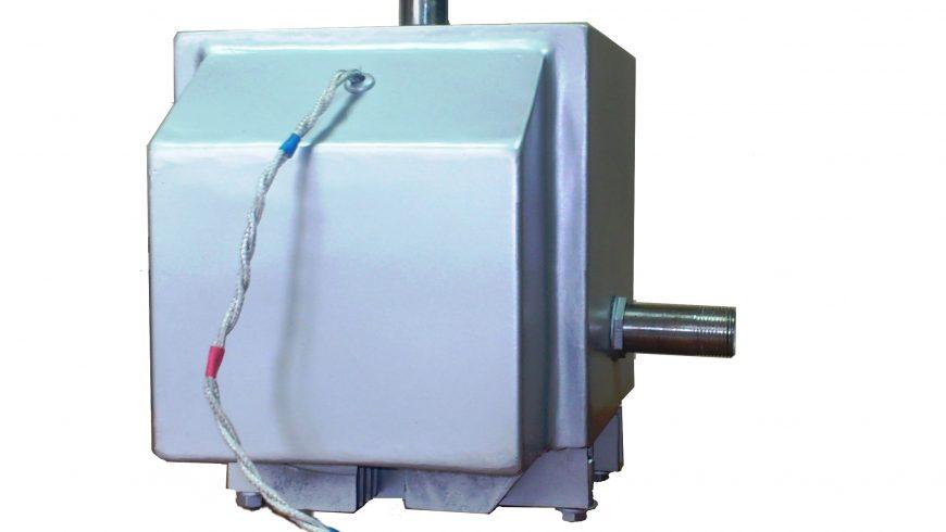 Термоэлектрический генератор — отопительный котел.